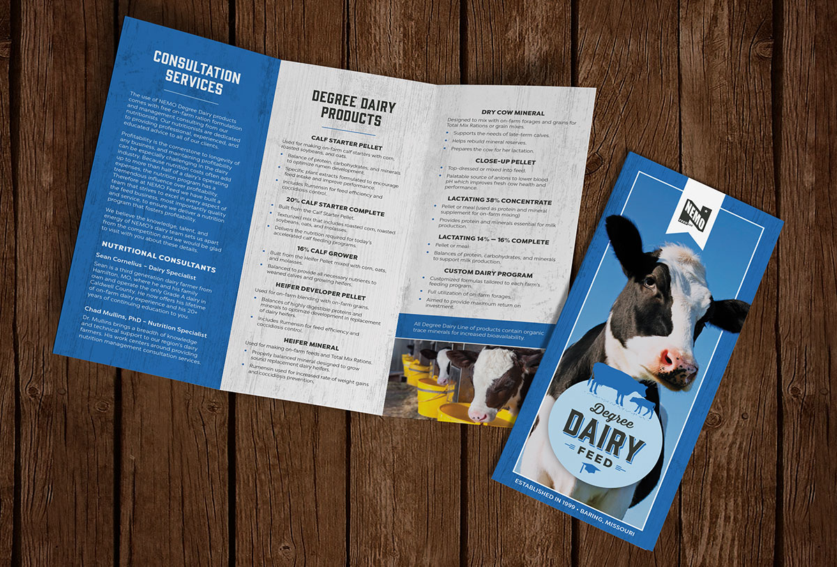 NEMO-Dairy-Brochure
